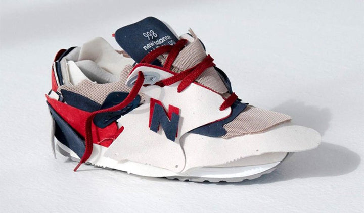 New Balance Releases Collection of 1/1 Sneakers