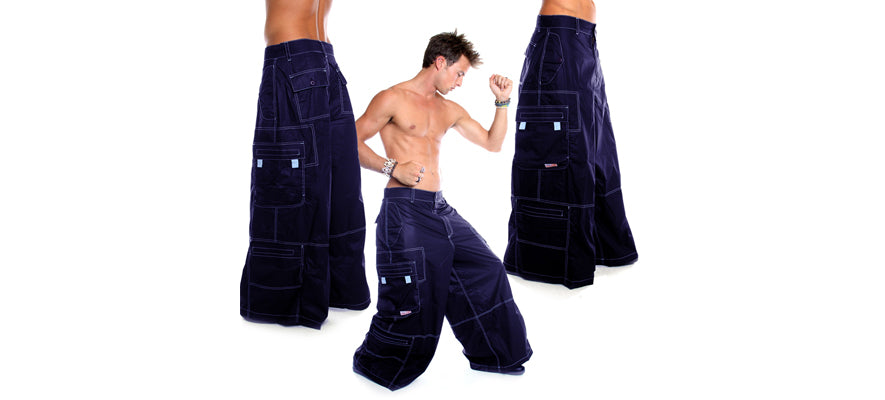 have very wide leg jnco jeans many wore ufo pants too