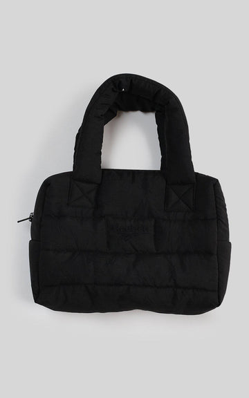 Rework Reebok Puffer Bag