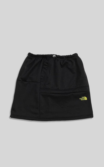 Vintage Rework North Face Patchwork Skirt - S