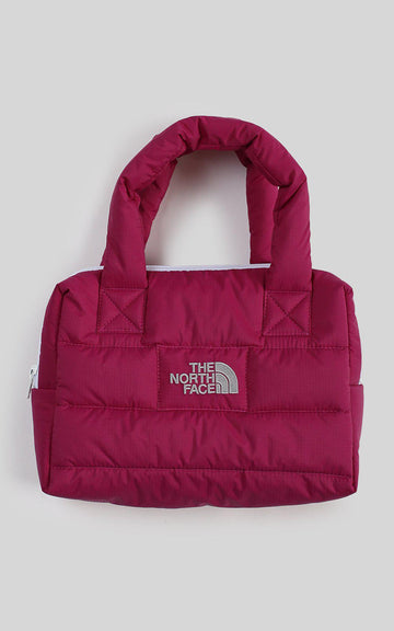 Rework North Face Puffer Bag