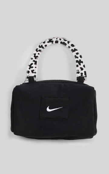 Vintage Rework Pleated Nike Handbag