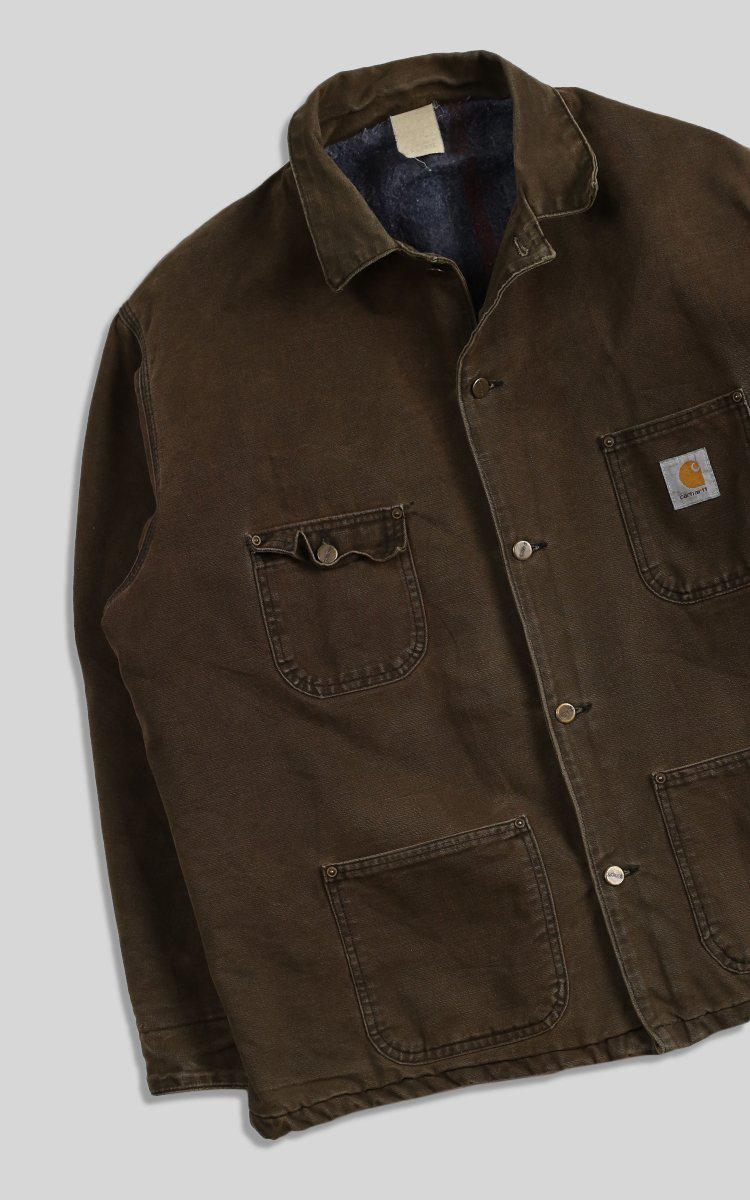 Vintage Carhartt Denim Jacket