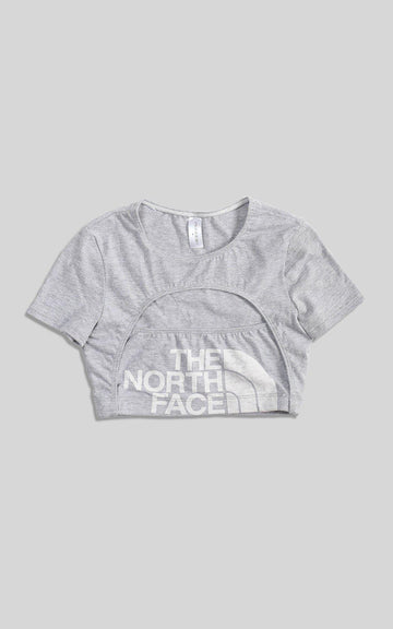 Rework North Face Cut Out Tee - S, L