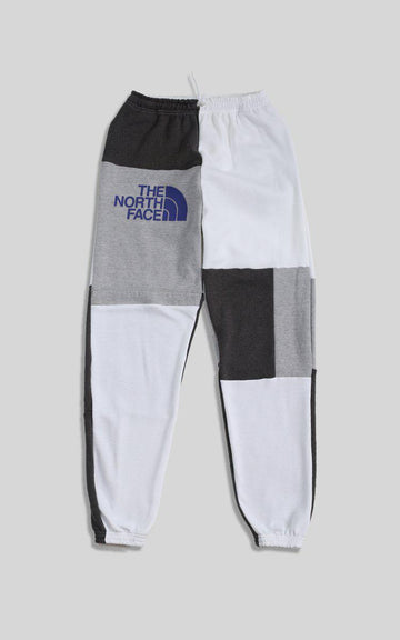 Vintage Rework North Face Sweatpants - M