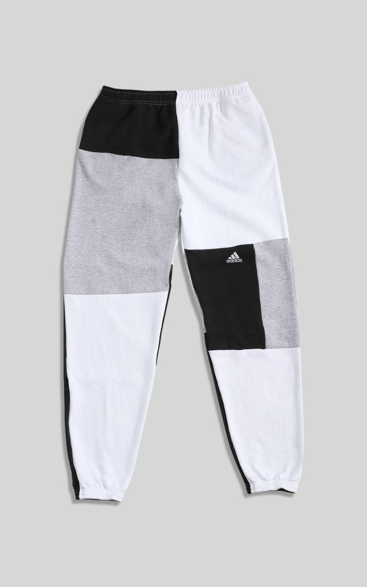 Vintage Rework Adidas Sweatpants - XL
