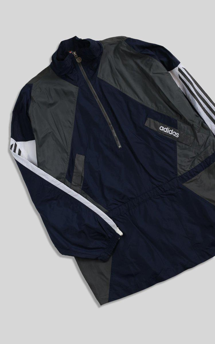 Vintage Adidas Windbreaker Jacket
