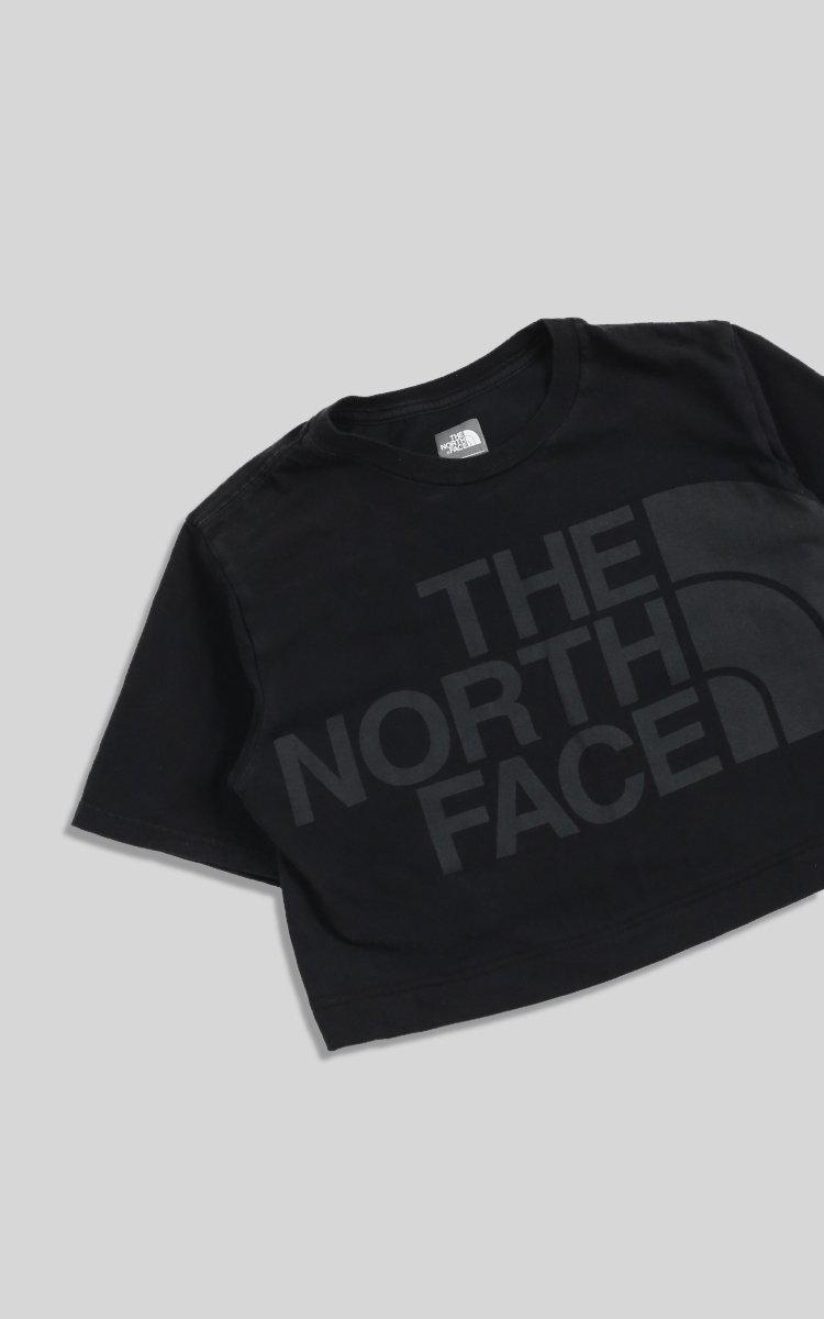 Vintage North Face Crop Tee