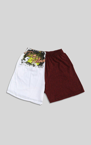 Rework Racing Tee Shorts  - M