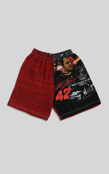 Rework Racing Tee Shorts  - XS