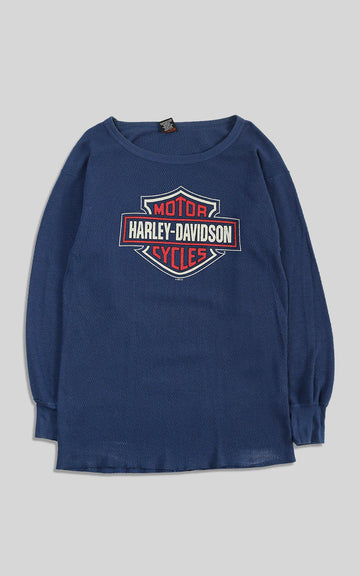 Vintage Harley Long Sleeve Tee