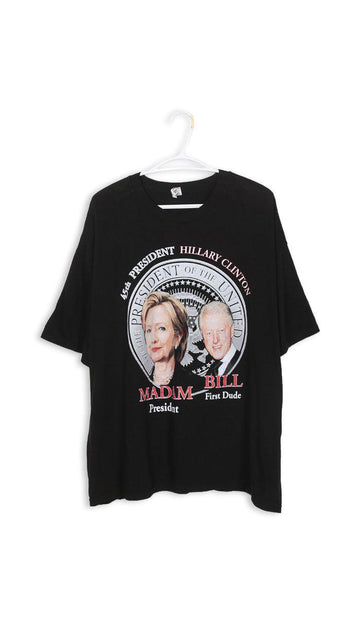 Vintage Hilary Clinton Tee