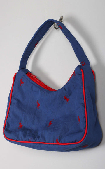 Vintage Rework Polo Handbag