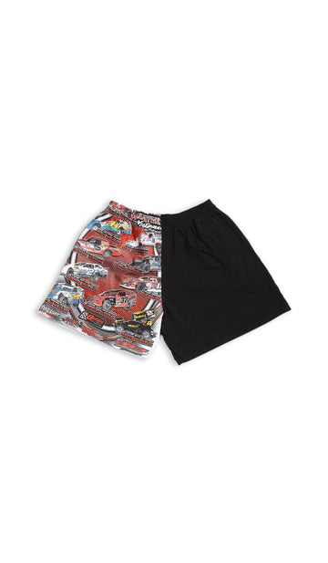 Vintage Rework Racing Tee Shorts - M, L