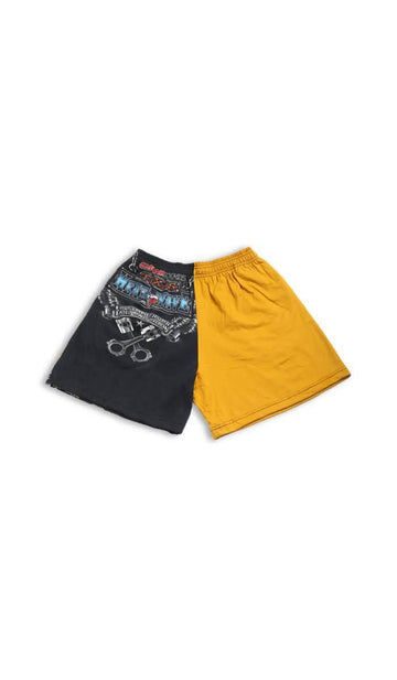 Vintage Rework Racing Tee Shorts - S