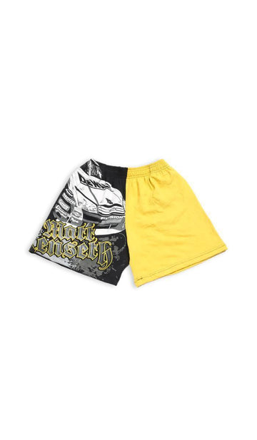 Vintage Rework Racing Tee Shorts - XS