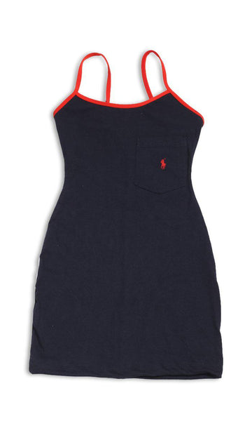 Vintage Rework Polo Dress - XS, L