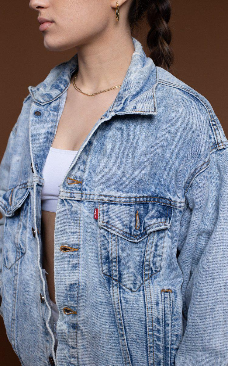 Vintage Levis Denim Jacket