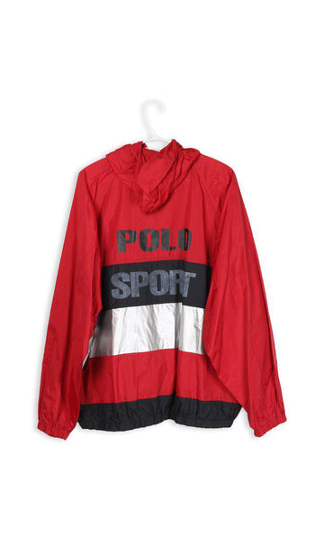 Vintage Polo Sport Windbreaker Jacket