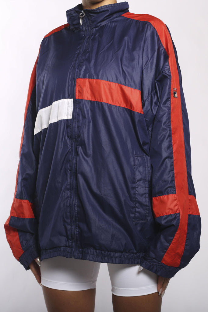 Vintage Fila Windbreaker Jacket