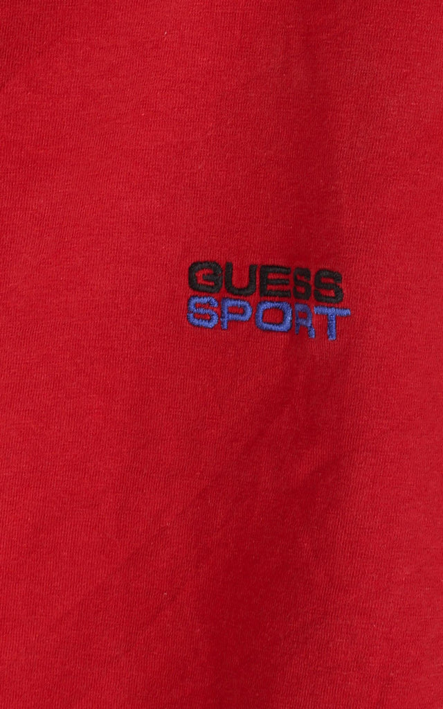 Vintage Rework Guess Crop Tee
