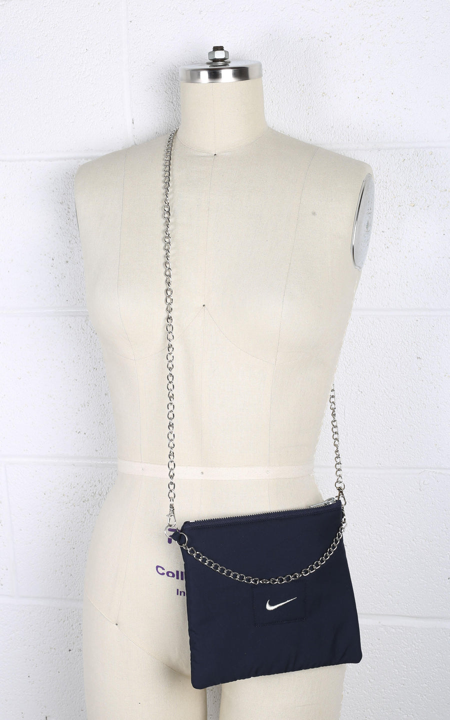 Vintage Rework Nike Chain Purse