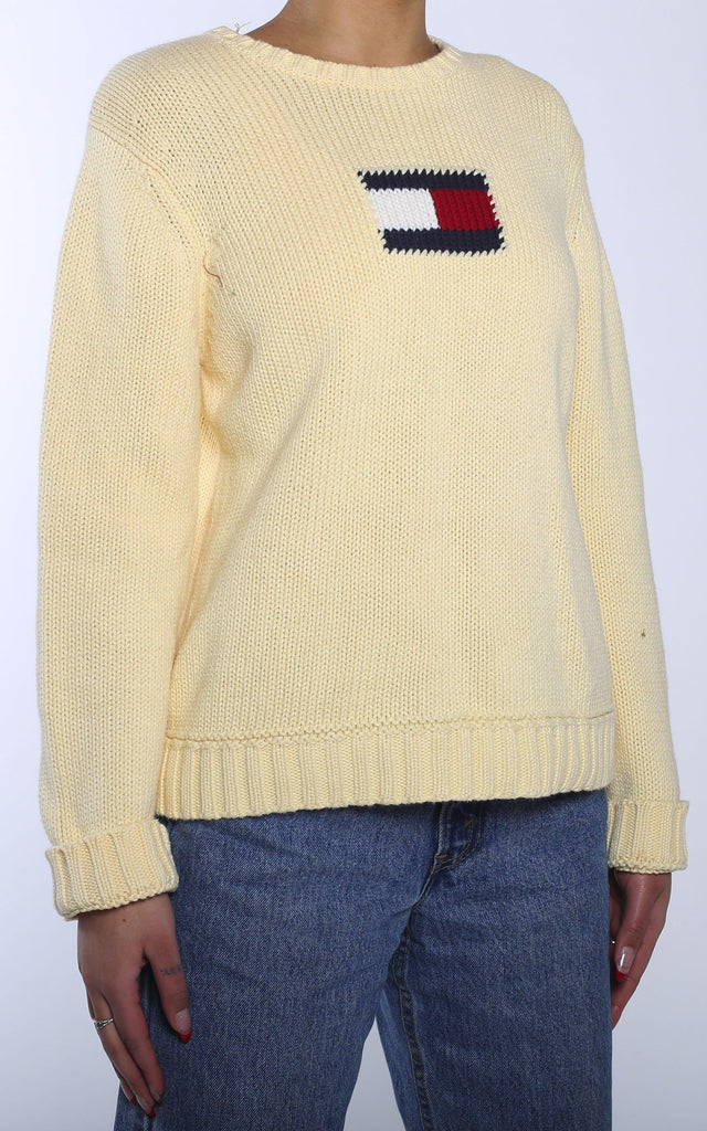 Vintage Tommy Knit Sweater
