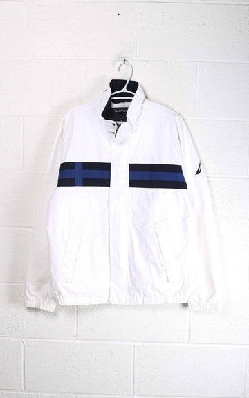 Vintage Nautica Windbreaker Jacket