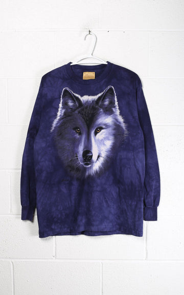 Vintage Animal Long Sleeve Tee