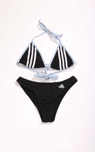 Vintage Rework Adidas Pool Side Set - M