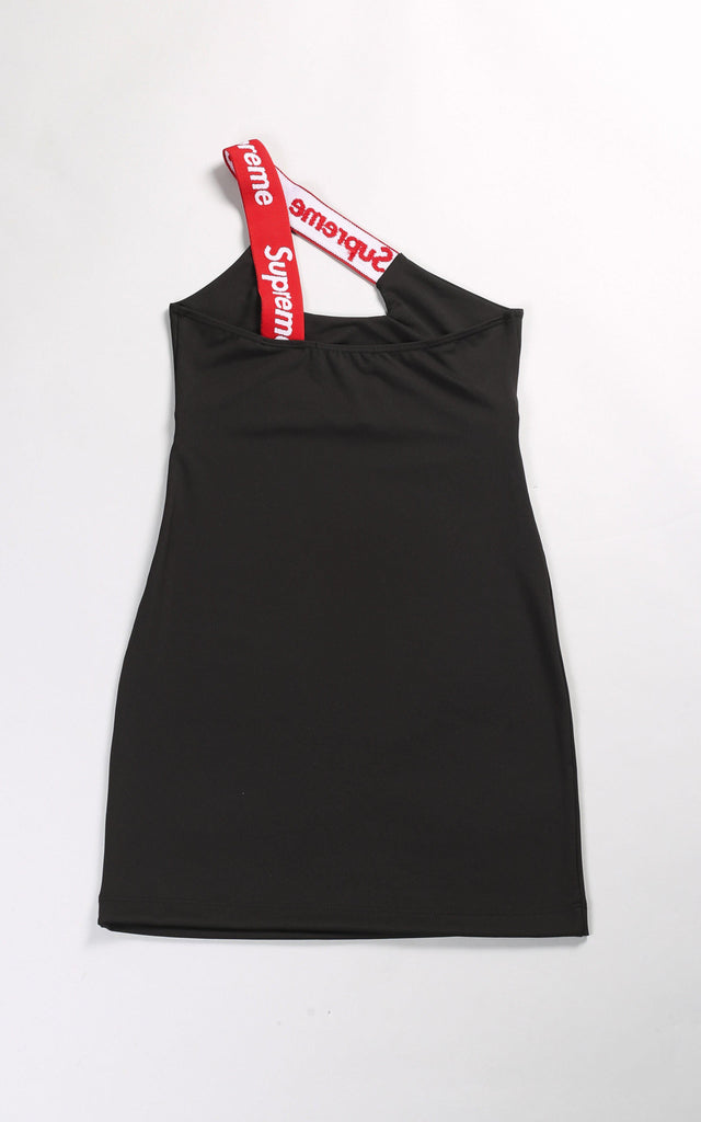 Rework Supreme Asymmetrical Dress