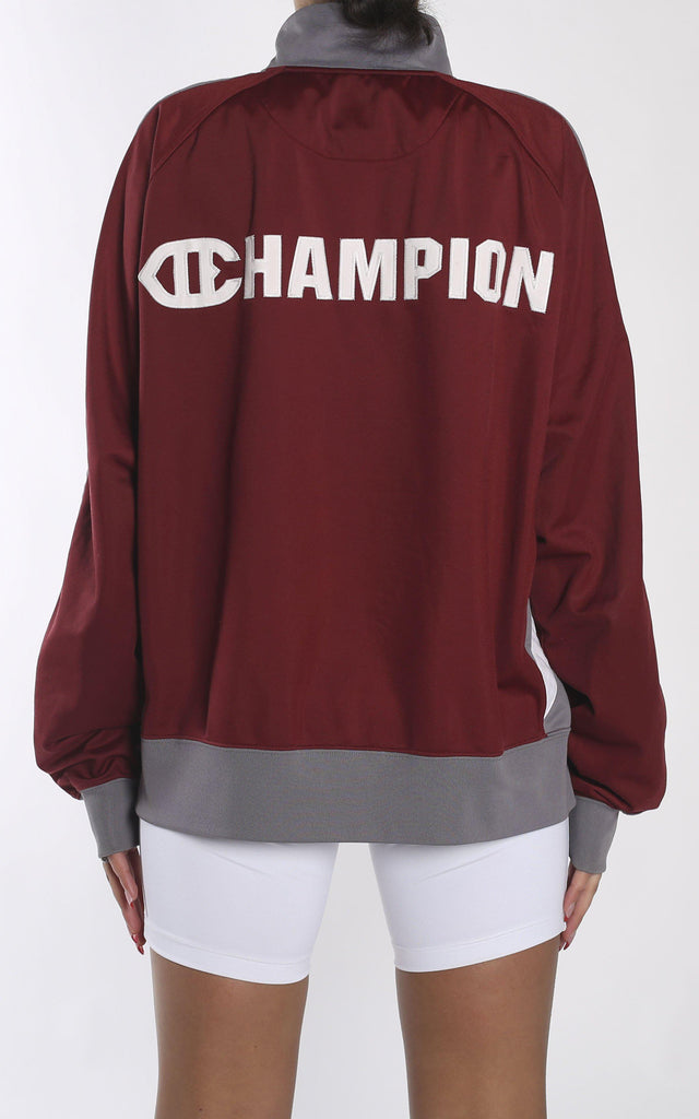 Vintage Champion Zip Up Sweatshirt