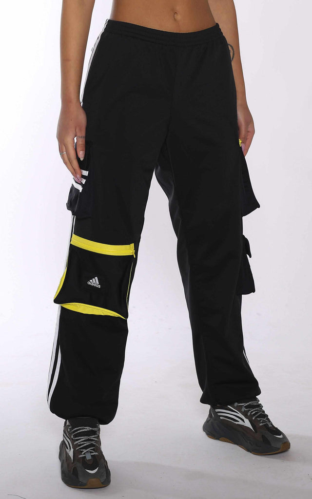 Vintage Rework Adidas Pocket Track Pants