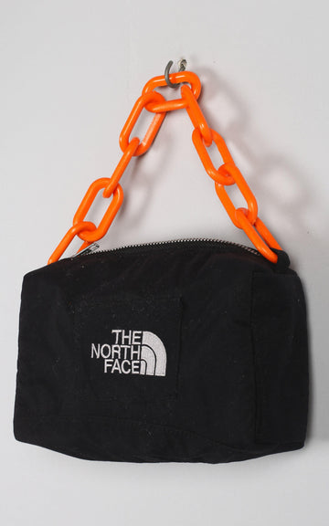 Vintage Rework North Face Mini Chain Bag