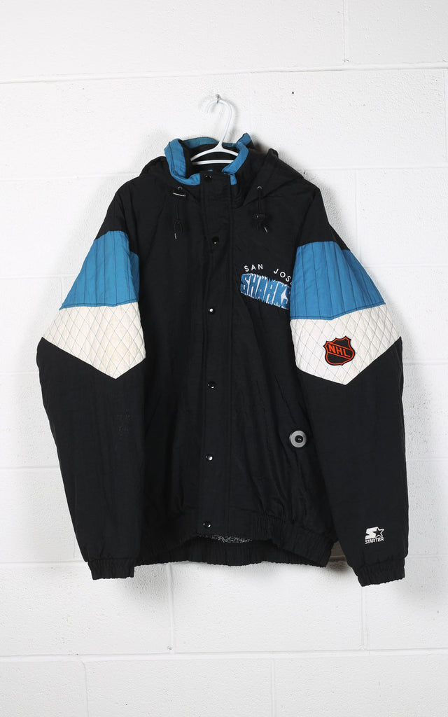Vintage Starter NHL Sharks Jacket