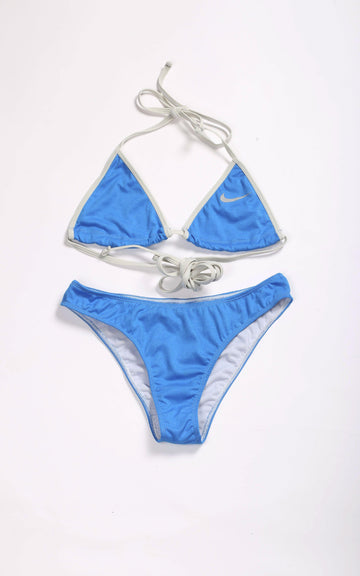 Vintage Rework Nike Pool Side Set - L