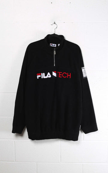 Vintage Fila Fleece Sweatshirt