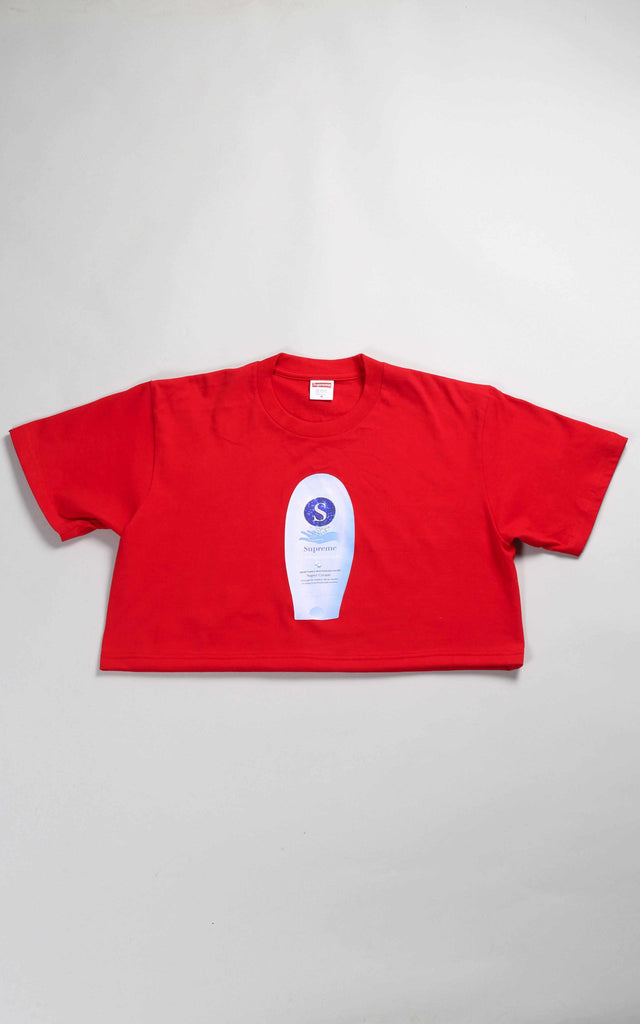 Rework Supreme Crop Tee