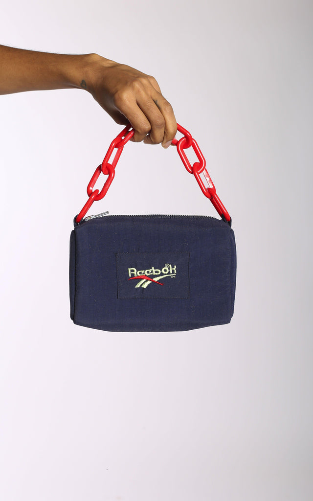 Vintage Rework Reebok Mini Chain Bag