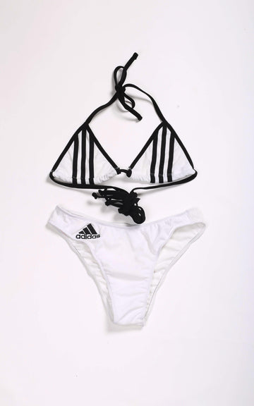 Vintage Rework Adidas Pool Side Set - S