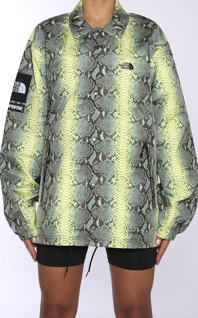 Supreme x North Face Coaches Jacket
