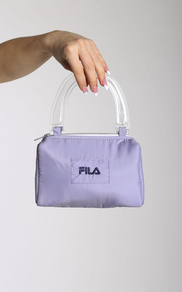 Vintage Rework Fila Mini Handle Bag