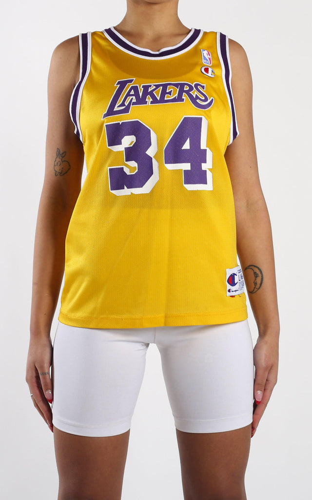 Vintage Lakers NBA Jersey