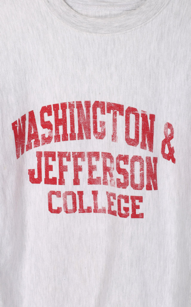 Vintage Washington & Jefferson College Sweatshirt