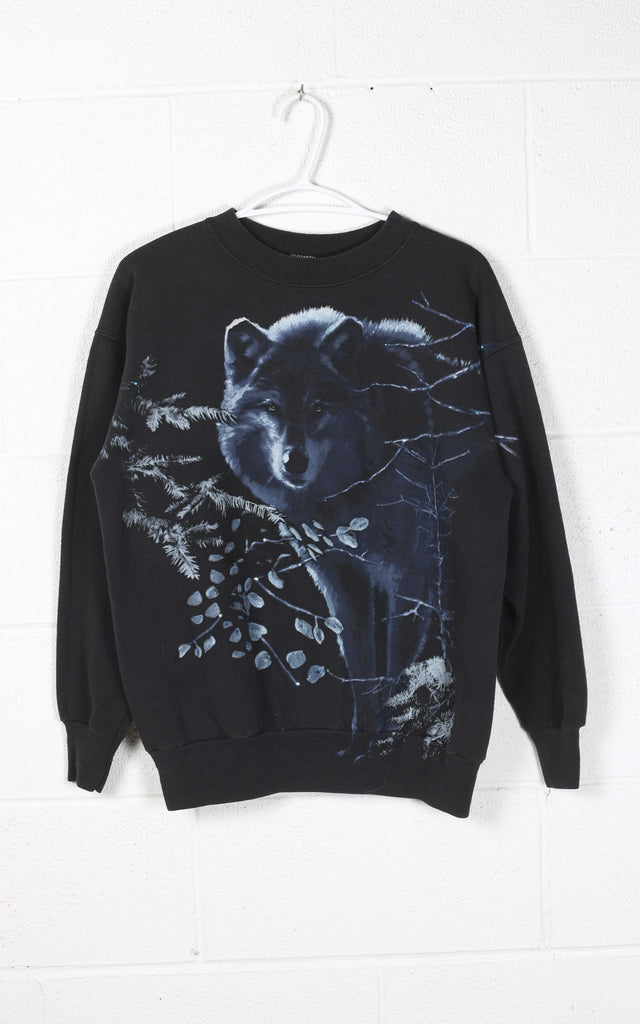 Vintage Animal Sweatshirt