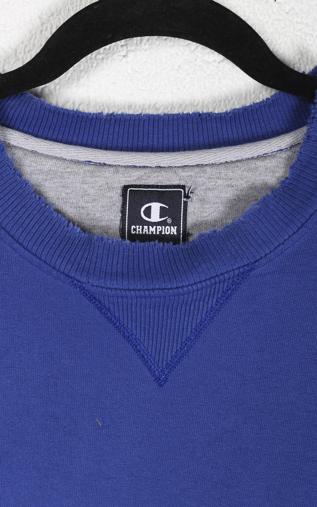 Vintage Champion Distressed Sweatshirt