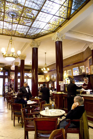 Cafe Tortoni: Buenos Aires