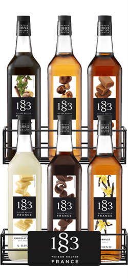 Routin 1883 Syrups - Mixed Case of 6