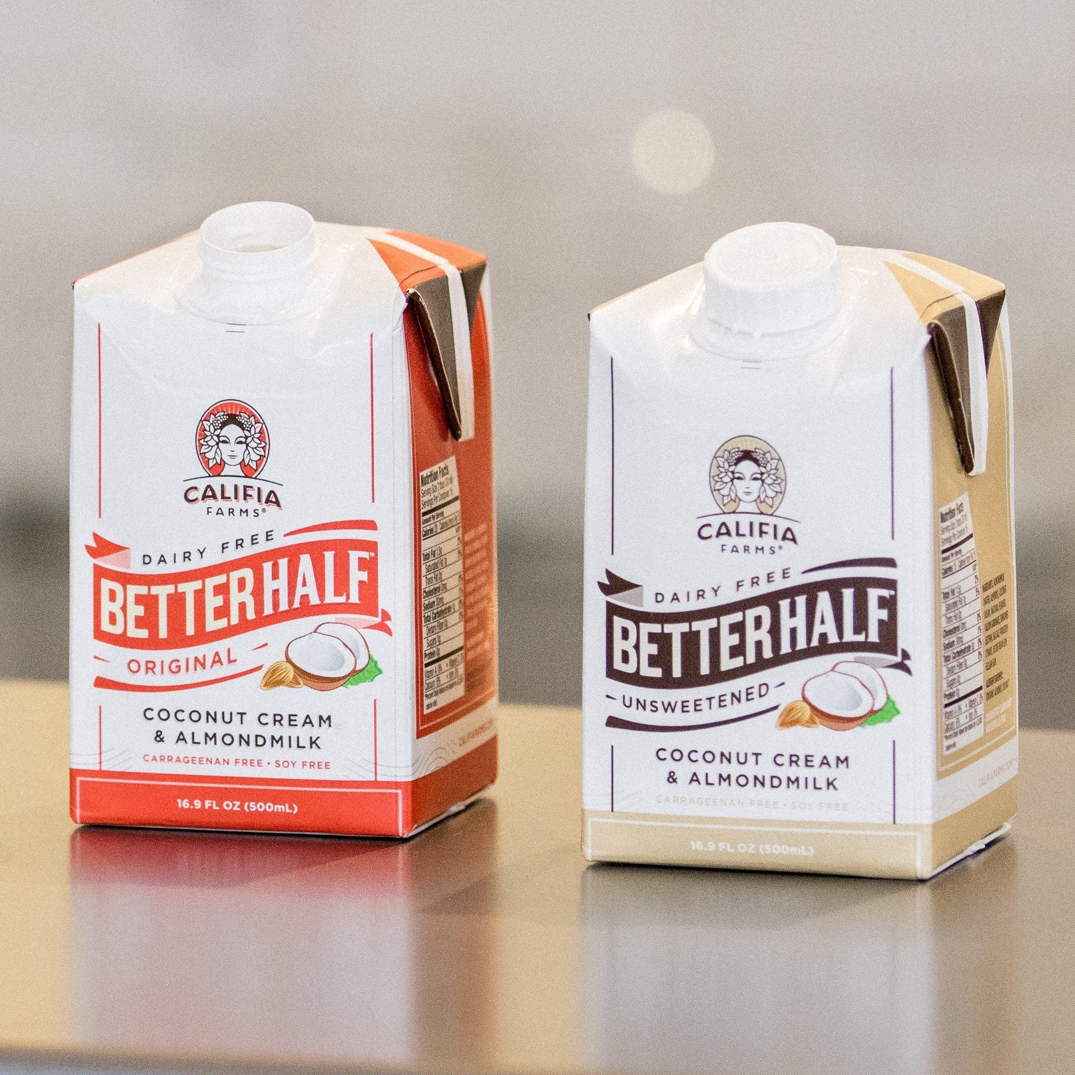 Califia Farms Better Half - Original & Unsweetened