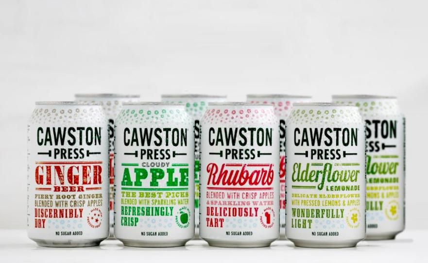 Cawston Press - 2 Cases (48 Cans)